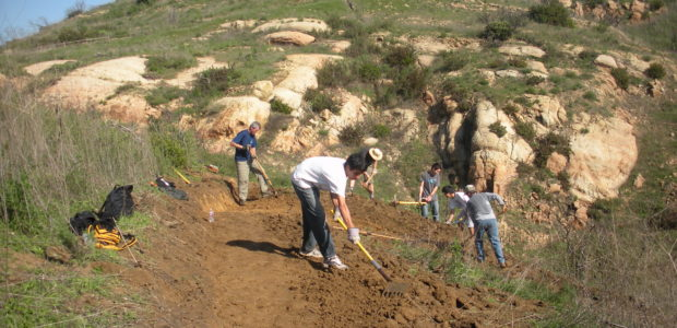 Trail Work Day – Santiago Oaks | Jan 7