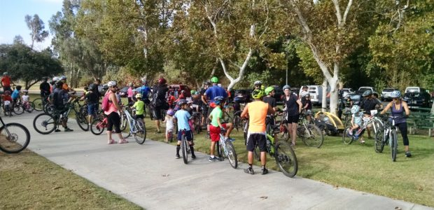 Take A Kid Mountain Biking at O'Neill Regional Park | Mar 3