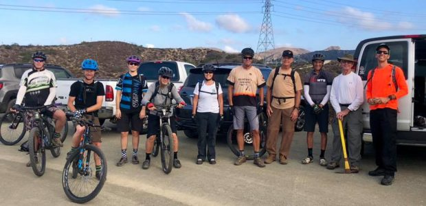 Trail Work Day – Whiting Ranch – Oct 5, 2018 | Report