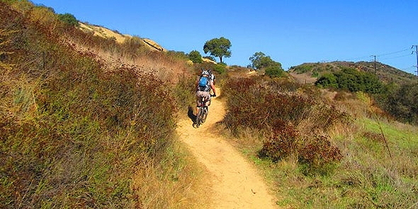 LCF Aliso & Wood Canyons Wilderness Park MTB Ride | Nov 19