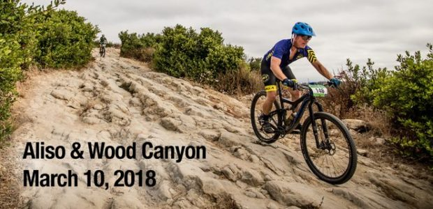 Non Dot Adventures – MTB Race – Aliso & Wood Canyon Park | Mar 10