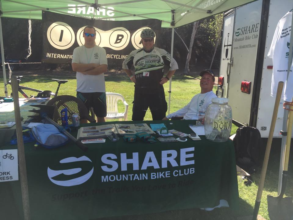 SHARE is at Revolution Bike Fest this weekend!