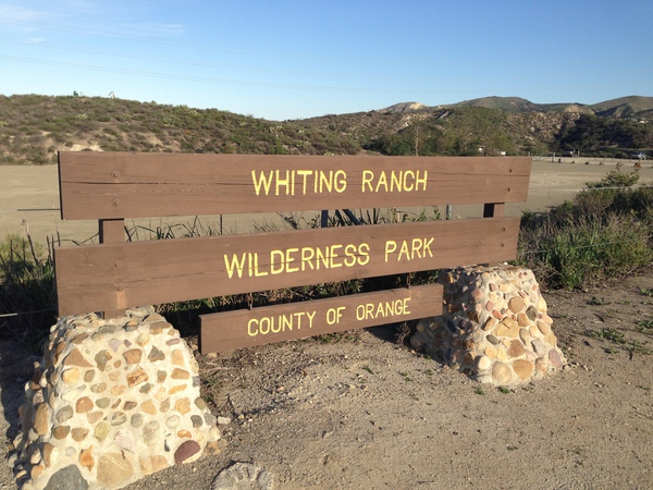 Temporary Trail Closures – Whiting Ranch | Oct 29+