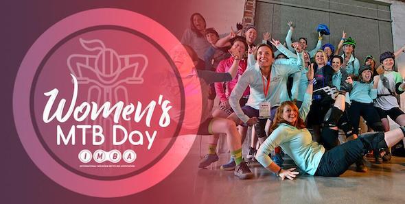 International Women's Mountain Biking Day | May 5