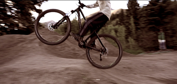Include a bike park in the Irvine Great Park