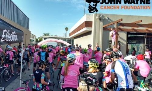 Two Wheels One Planet Breast Cancer Awareness Ride | Oct 6