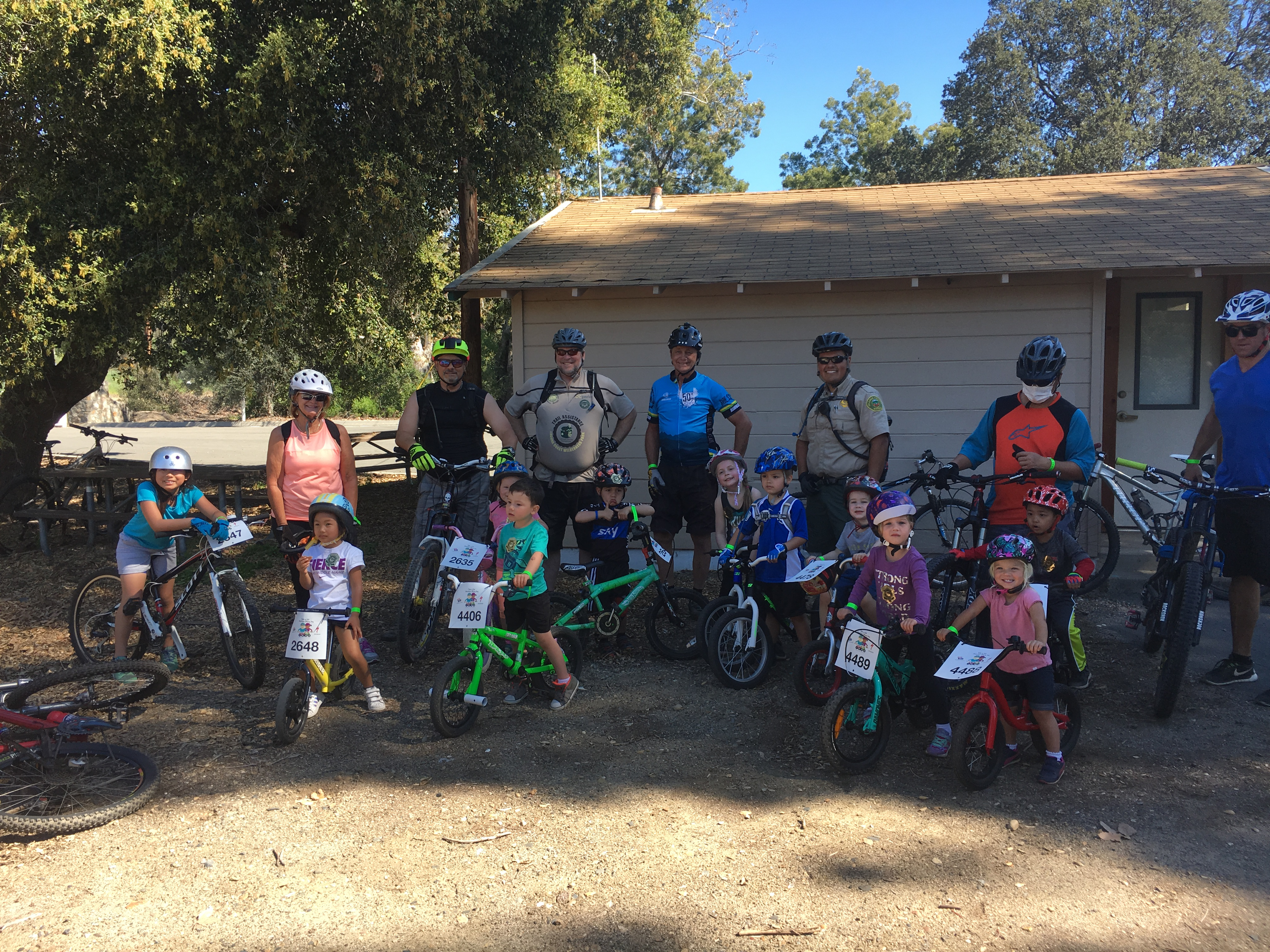 2017 Take a Kid Mountain Biking – O'Neill Regional Park | Success!