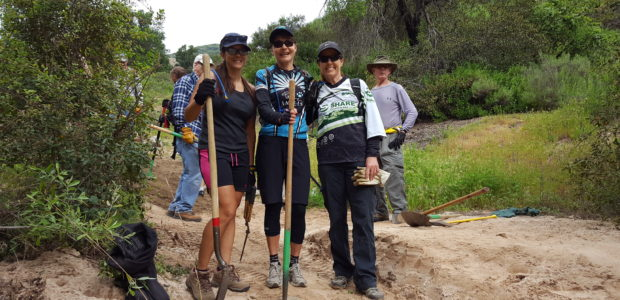 Trail Work Day in Whiting Ranch | Report