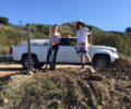 Trail Work Day – Whiting Ranch – Mar 30, 2018 | Report