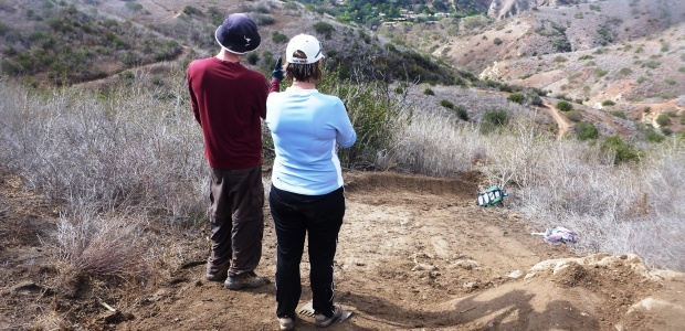 Trail Work Day – Small Yet Mighty