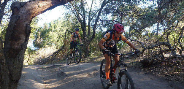 SHARE Mountain Bike Club at the OC Parks 2015 Whiting Ranch Poker Ride