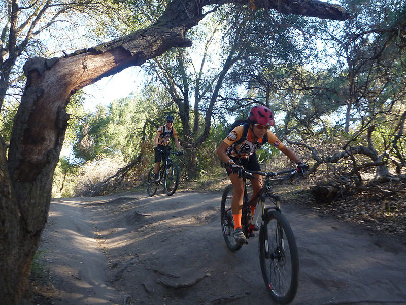 SHARE MTB Club at the OC Parks 2017 Whiting Ranch Poker Ride