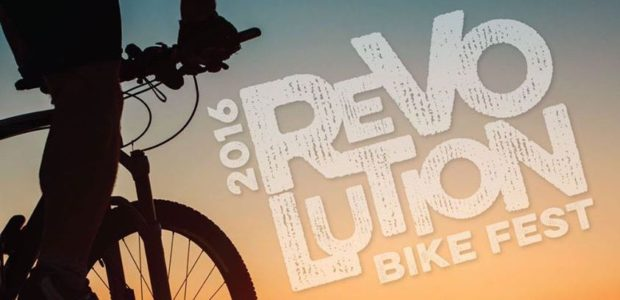 Revolution Bike Fest is looking for volunteers!