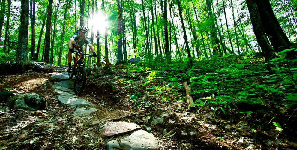 A historic victory in Congress for mountain bikers!